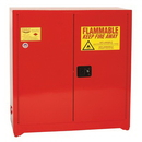 Seton Eagle Paint & Ink Safety Flammable Storage Cabinets