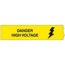 Seton 18880 Barricade Tape - Danger High Voltage