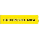 Seton 26744 Barricade Tape - Caution Spill Area