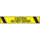 Seton 26814 Printed Warning Tapes
