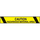 Seton 26817 Printed Warning Tapes