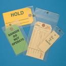 Seton 26943 Clear Protective Tag Envelopes