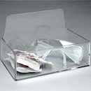Brady 2757B Brady Clear Acrylic Eyewear Dispenser Trays
