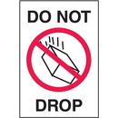 Seton 30606 Do Not Drop Shipping Labels