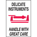 Seton 30607 Delicate Instruments Handle With Great Care Shipping Labels