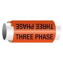 Seton Three Phase - Snap-Around Electrical Markers