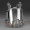 3M 3087B 3M 6000 Series Full Facepiece, Size: Small