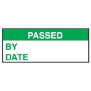 Seton 38726 Passed By Date Write On Labels