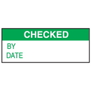 Seton 38740 Checked Write On Labels