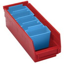 Seton Bin Cups For Durable Plastic Shelf Bins