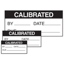 Seton 51050 Self Laminating Labels - Calibrated By__Date__Due__