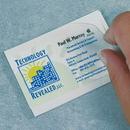 Seton 52424 Self-Laminating Cards, Size: 2-1/8
