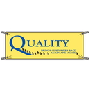 Seton 52431 Quality Brings Customers Back Again And Again Banners