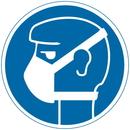 Seton 53405 International Symbols Labels - Mask Required (Graphic)