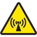 Seton 53508 International Symbols Labels - Non-Ionizing Electro-Magnetic Radiation