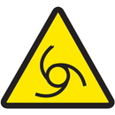 Seton 53580 International Symbols Labels - Self Starting