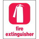 Seton Universal Graphic Signs And Labels - Fire Extinguisher