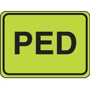 Seton 62513 School Safety Signs - Ped