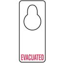 Seton 62840 Door Knob Hangers- Evacuated