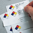 Seton 66622 NFPA 704 Diamond Chemical Hazard Labels