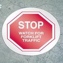 Seton Stop Floor Marker - Forklift Traffic - 67926
