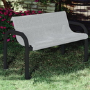 Seton 6824B Coated Steel Contour Bench