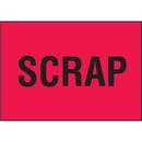 Seton 68886 Scrap Color Coded QC Labels