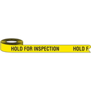Seton 68984 Color-Coded QC Shipping Tape - Inspection