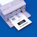 Seton 69869 Aigner Magnetic Backed Printer Sheets - White 12/PK LM811