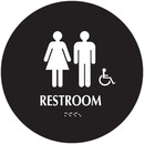 Seton Restroom (Accessibility) - Optima California Code Restroom Signs