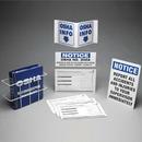 Seton 75469 OSHA 300 Information Center Kit