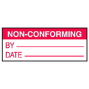 Seton 75476 Non-Conforming By Date Write On Labels
