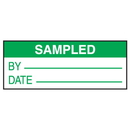 Seton 75479 Sampled By Date Write On Labels
