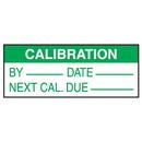 Seton 75483 Calibration Write-On Labels