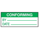 Seton 77413 Conforming By Date Write On Labels