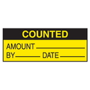 Seton 77414 Counted Amount By Date Write On Labels