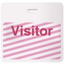 Stock Timebadge 82690 Stock TIMEbadge?  - Visitor CARDbadge?