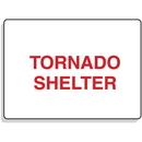 Seton 83118 Emergency Signs- Tornado Shelter