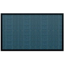 Seton 84211 Needle Rib Entrance Mat, Size: 3' x 5', Color: Blue
