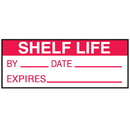 Seton 84734 Shelf Life By Date Expires Write On Status Labels