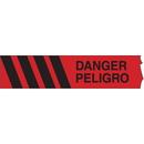 Seton 85402 Barricade Tape - Danger/Peligro