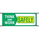 Seton 91050 Safety Slogan Banners