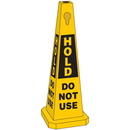 Seton Safety Traffic Cones- Hold Do Not Use - 95210