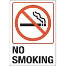 Seton 95923 Nevada Smoke-Free Signs- No Smoking
