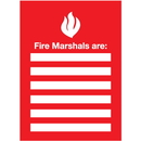 Seton 96442 Fire Marshals Emergency Frame