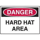 Seton 99780 OSHA Danger Signs For Rough And Curved Surfaces