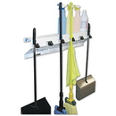 Seton AA099 Ex-Cell Mop and Broom Holder EXC3336WHT2