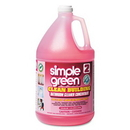 simple green AA172 Simple Green Clean Building Bathroom Cleaner Concentrate SMP11101