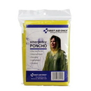 Seton First Aid Only Rain Poncho - AA829