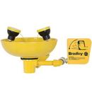 Seton AA872 Bradley Wall-Mount Eye/Face Wash Station S19-220FW